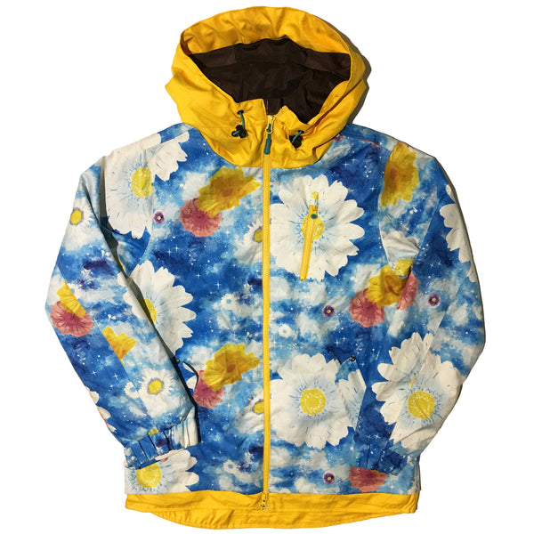 Ice Pardal Flower Snwboard Jacket