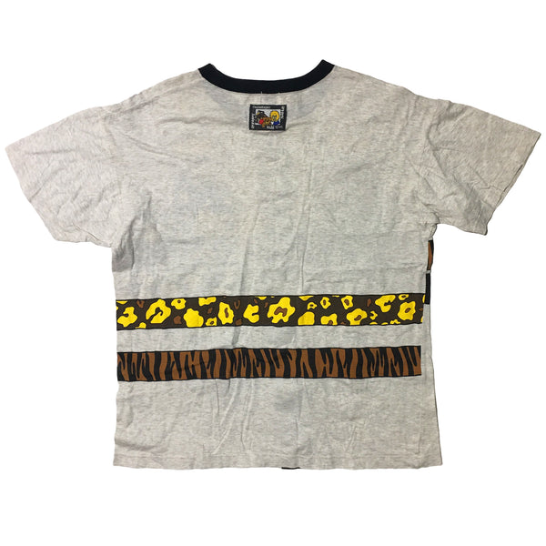Jean-Charles de Castelbajac Kids Jungle Yacht Friends Tee
