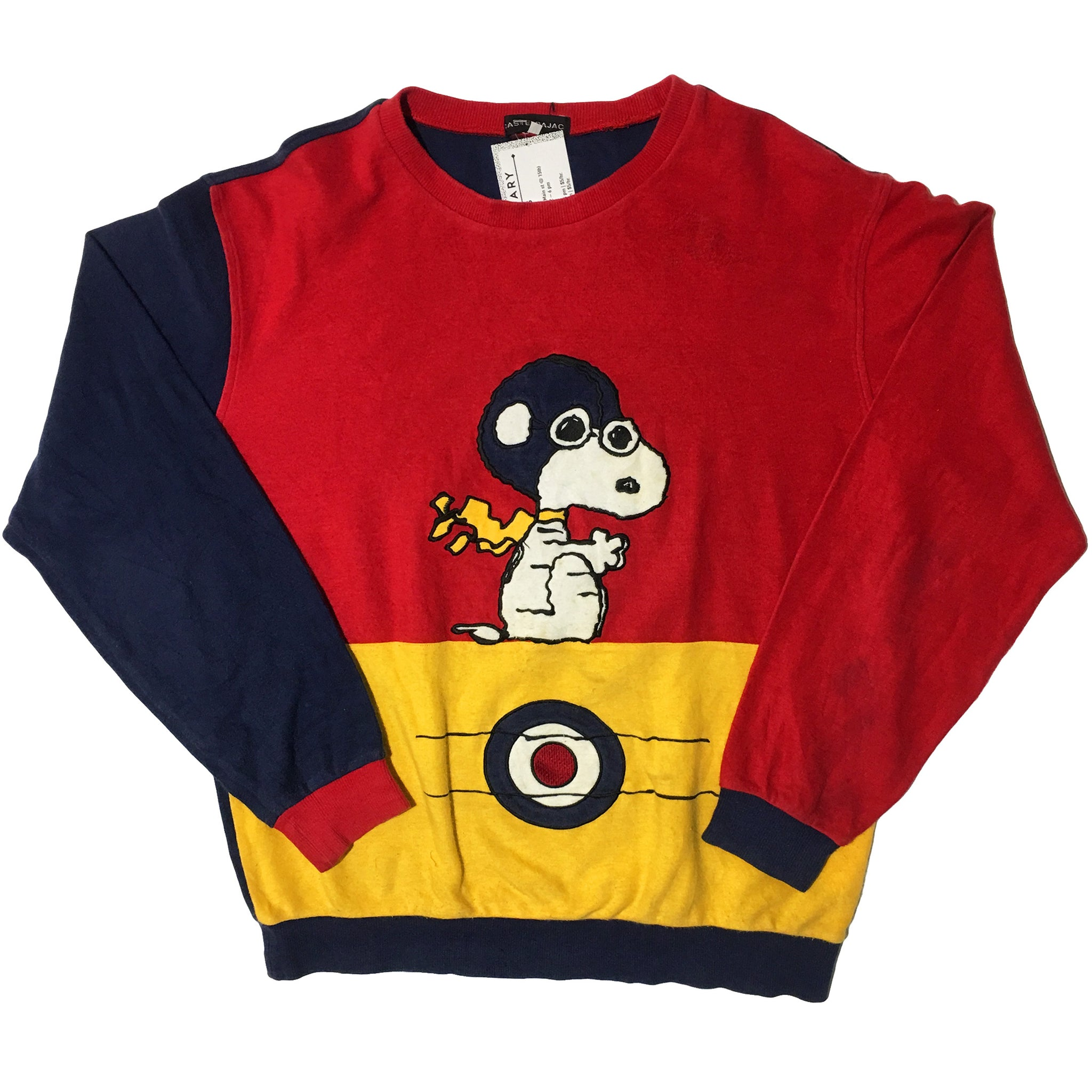 Jean-Charles de Castelbajac Snoopy Flight Sweater
