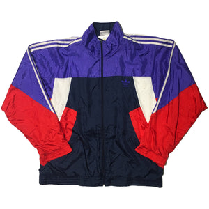 Adidas Purple Red White Jacket