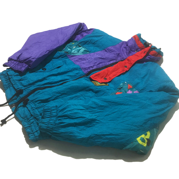 Pop Ski Blue Purple Jacket