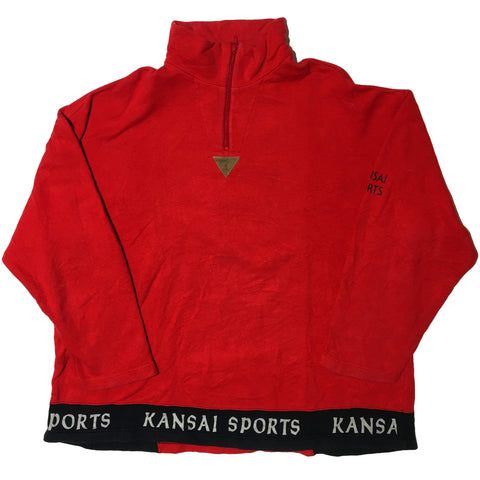 Kansai Sports Half Zip Sweater