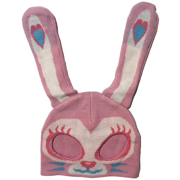 Bunny Face Mask