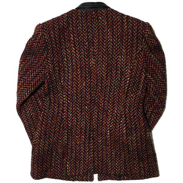 Nelson Cheung Woven Dress Jacket