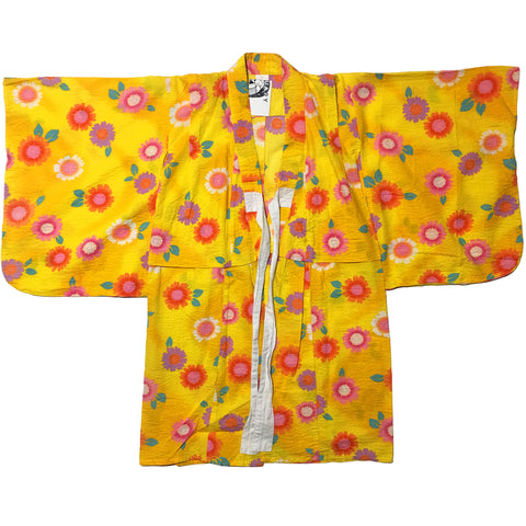 Yellow Flower Haori