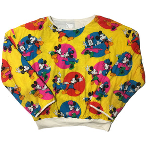 Mickey & Minnie Reversible Sweater