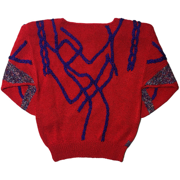 Nannel Knit Sweater