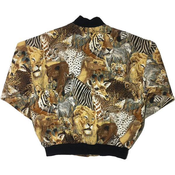 Animal Bomber Jacket