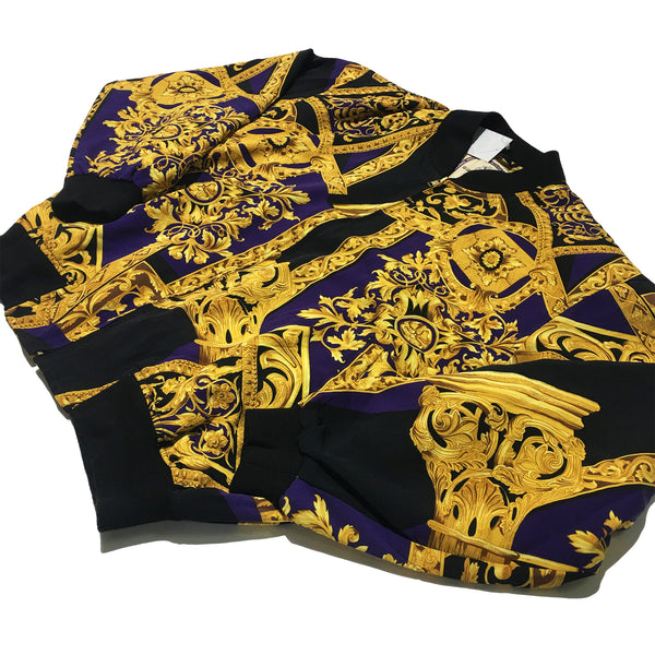 Invoice Quality Italian Made Baroque Style Jacket