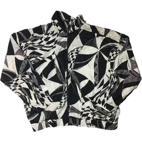 Kaktus Black, White & Grey Jacket