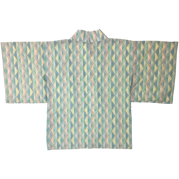 Pastel Diamond Haori