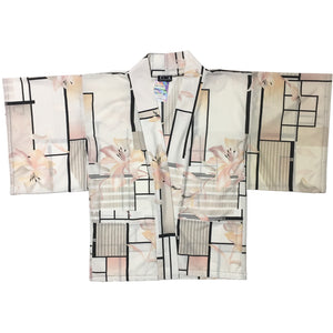 Abstract Floral Haori
