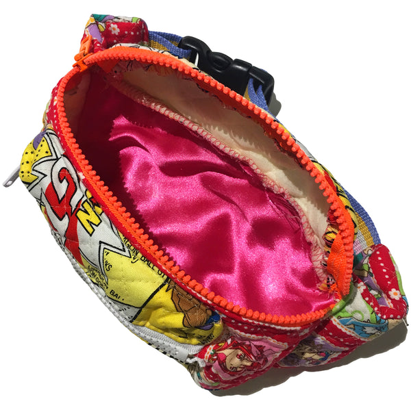 Blim Dragon Ball G/Magical Girl Mix Fanny Pack