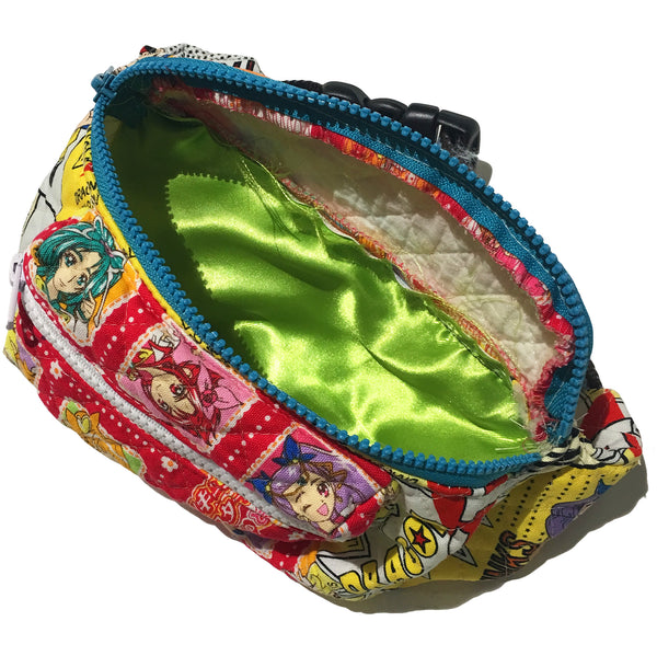 Blim Magical Girl/Dragon Ball GT Mix Fanny Pack