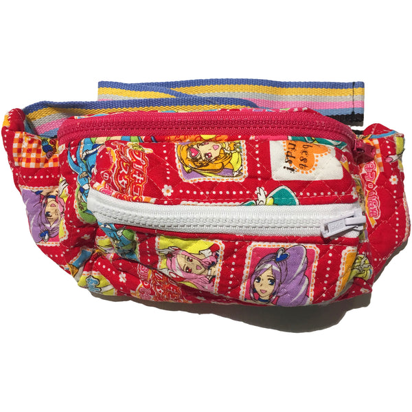 Blim Magical Girl Quilt Stitched Fanny Pack