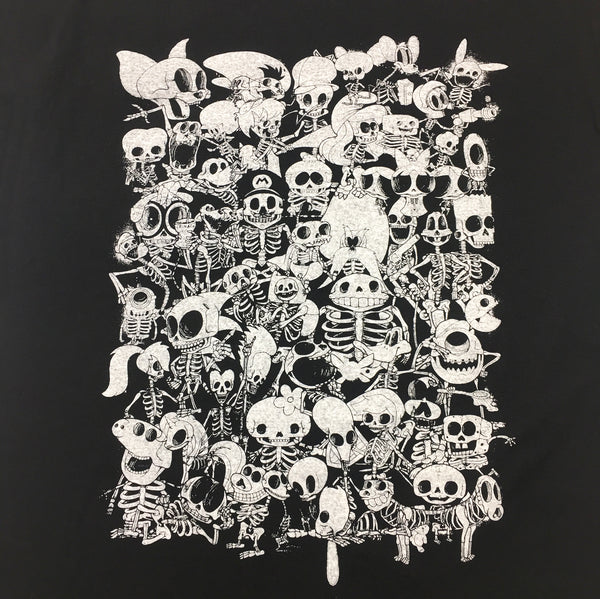Bare Bones Allstar Collage Tee