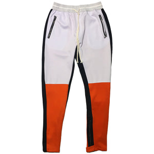 Orange, Black & White Pants