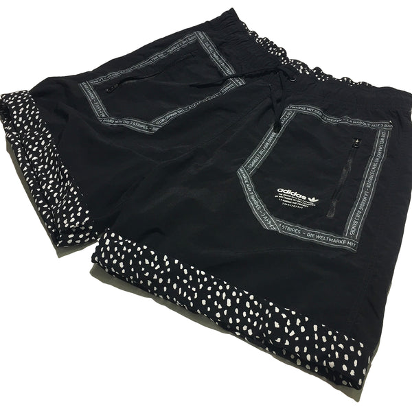 Adidas Reversible Dotted Shorts