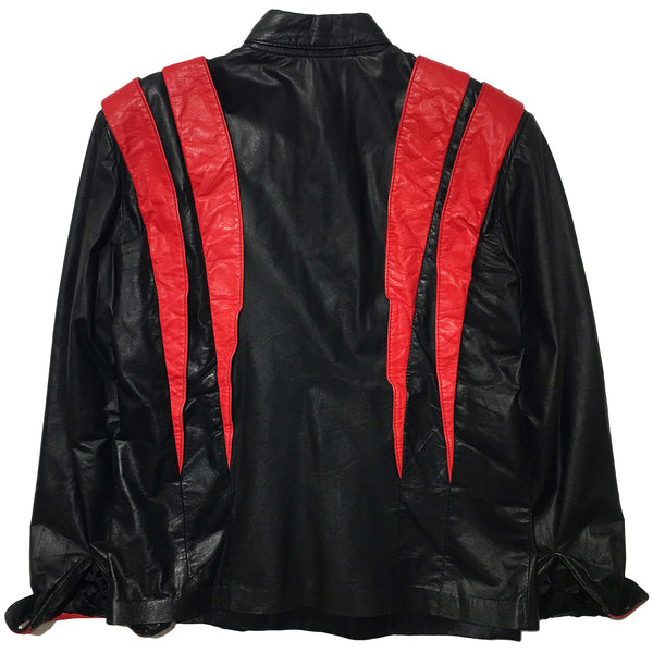 The Leather Ranch Thriller Style Jacket