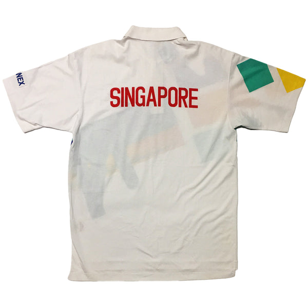 Yonex Singapore Athletic Badminton Polo