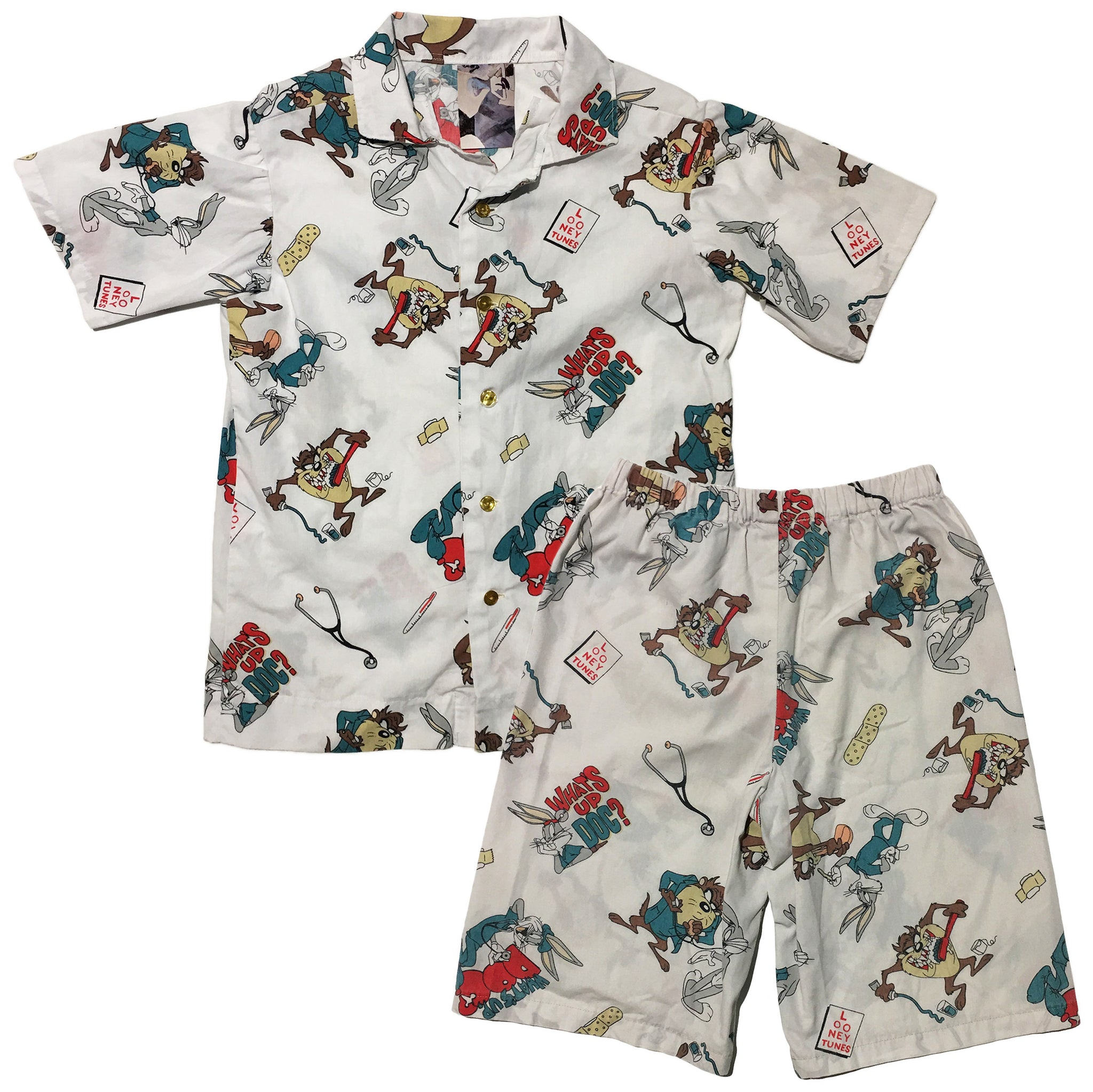 Looney Toons Pyjamas (2 Piece Set)