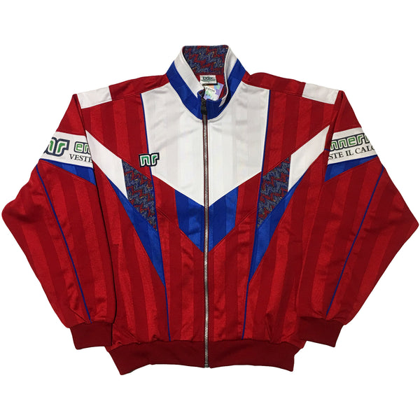 Ennerre Red, Blue, White Track Jacket
