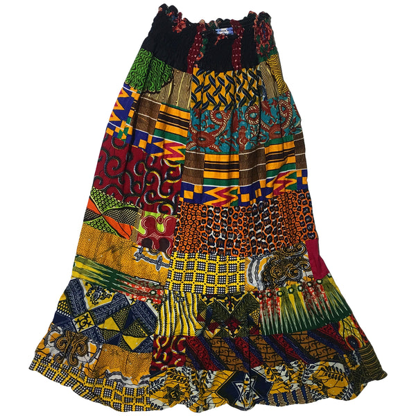 Multi Pattern Skirt