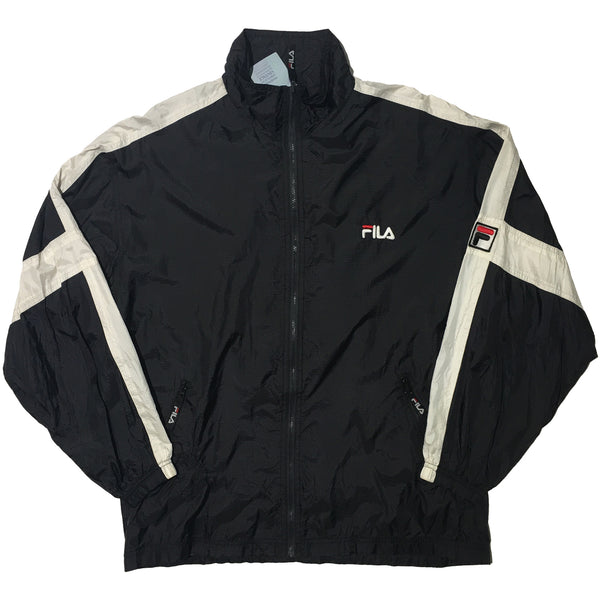 FILA Black and White Jacket