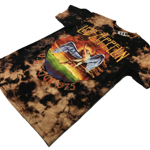 Bleached Led Zepplin Tee