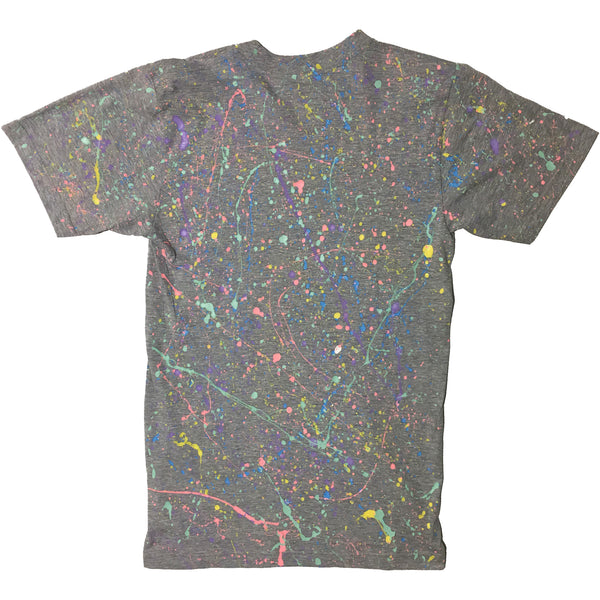 """Hand Splatter Tee"" by Blim"
