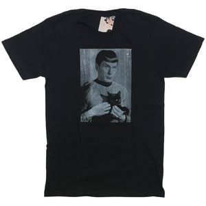 """Spock Cat"" Tee by Blim"