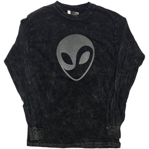 """Flashback Alien"" Longsleeve by Blim"