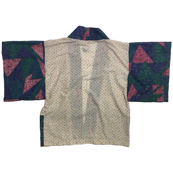 Triangle Pattern Haori