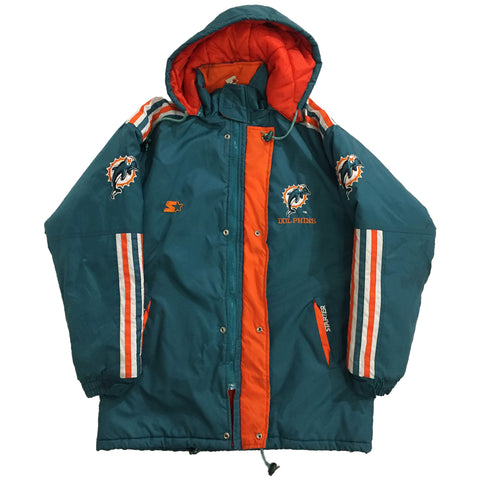 Miami Dolphins NFL Starter Jacket