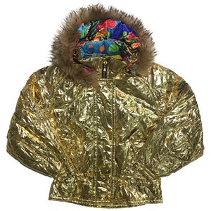Amazing Rare Vintage Goldwin Ski Jacket