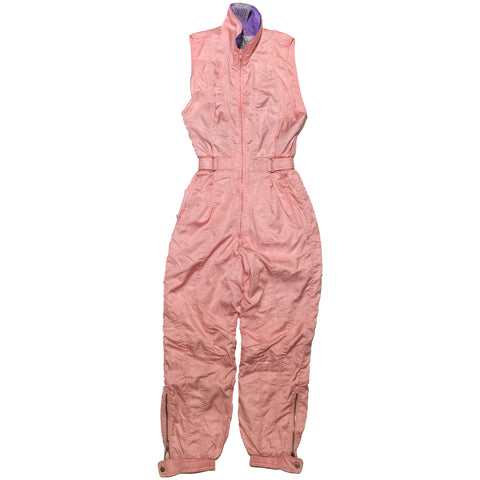 Pink Killy Ski Suit