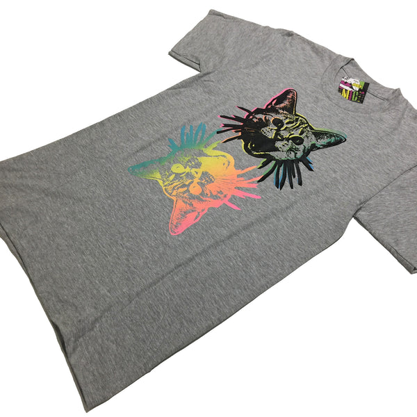 """Rainbow Cat"" Tee by Blim"