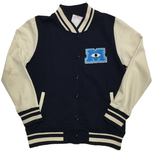 Monsters Inc Varsity Jacket