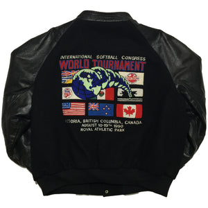 1990 International Softball Congress Jacket