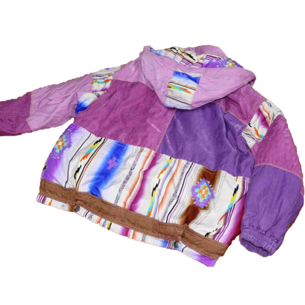 Goldwin Pink and Purple Jacket