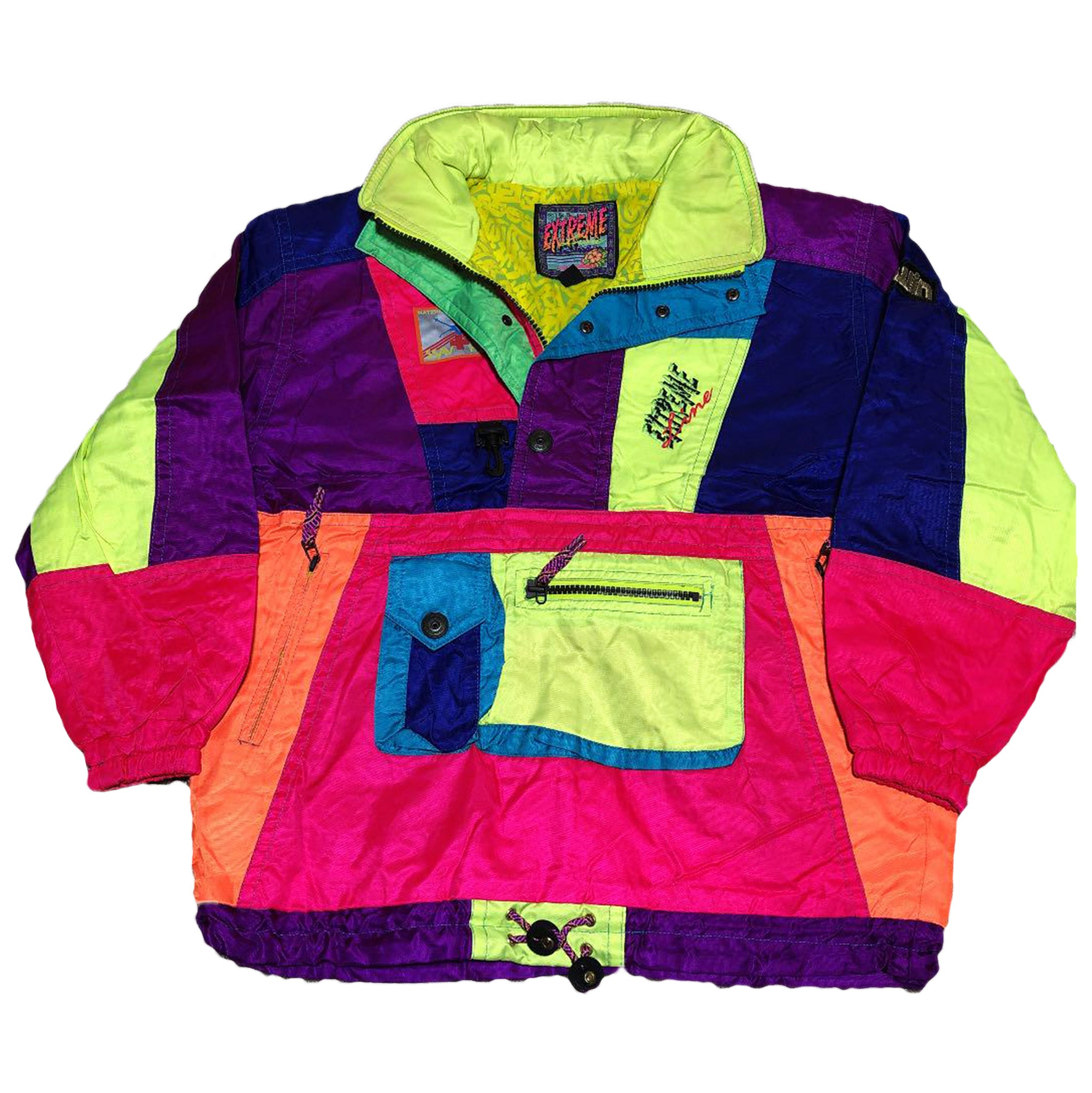 Goldwin Extreme Line Multi Colour Jacket