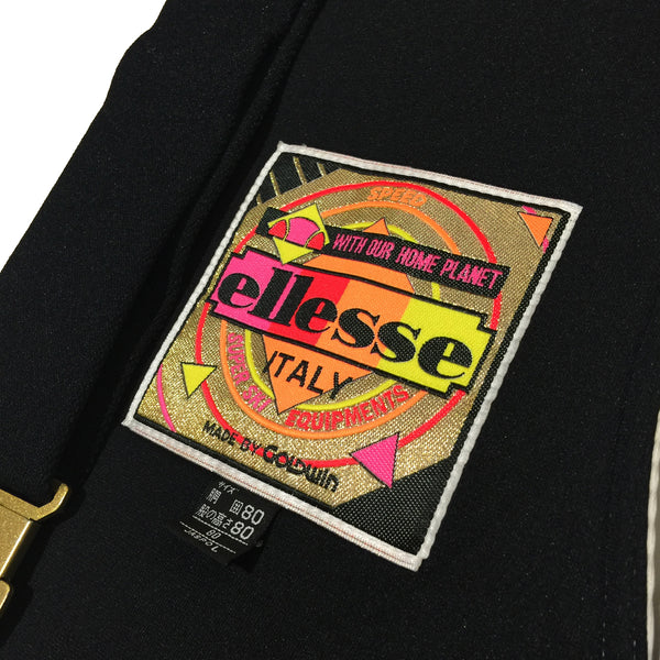 Ellesse White Jacket Ski Pants