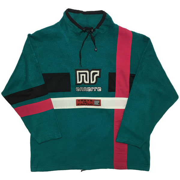 Ennerre Sea Foam Green Fleece Jacket