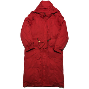 Meierzi Long Red Jacket