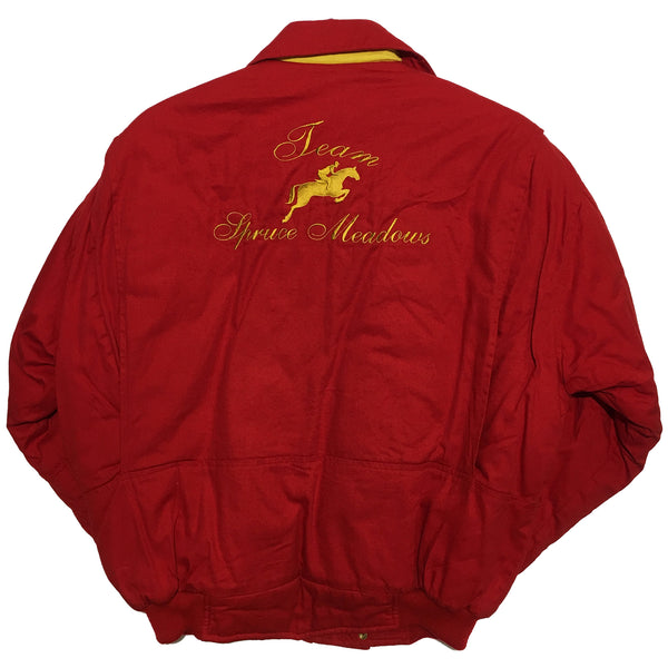 Spruce Meadows Team Red Jacket