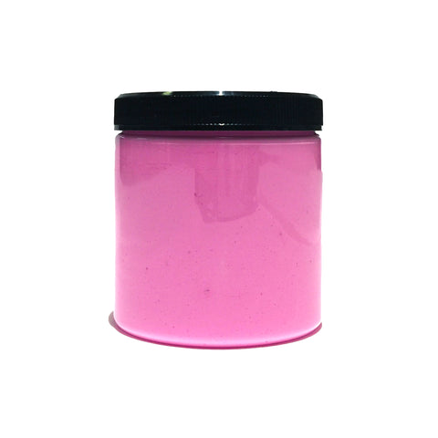 Water based Fluorescent Pink Ink 8oz