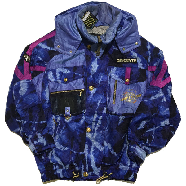 Descente Blue Dye Jacket