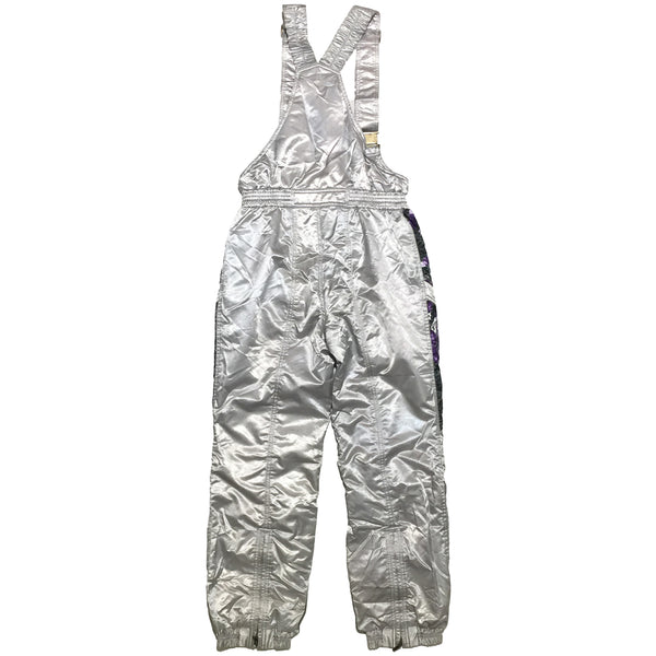 Windex Silver Ski Pants