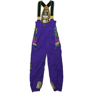 Goldwin Purple Ski Pants