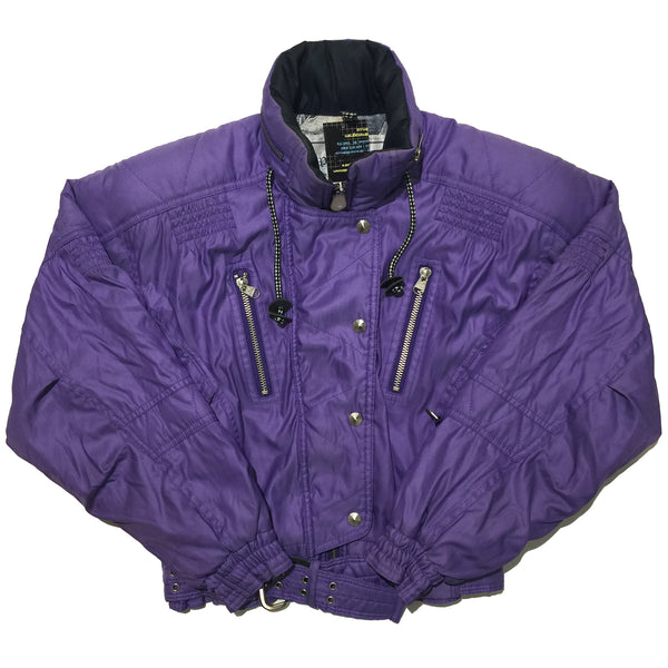 Ellesse by Goldwin Purple Rider Style Jacket